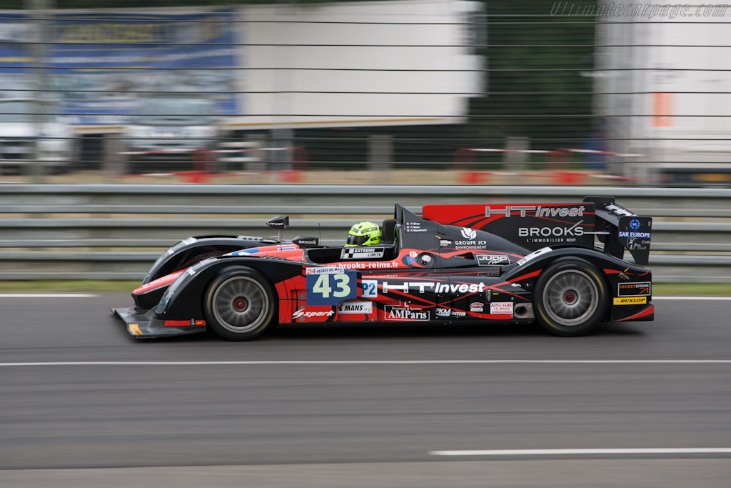 Norma M200P Judd/BMW - Chassis: 02   - 2012 24 Hours of Le Mans