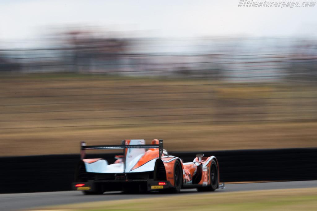 Oak-Pescarolo 01 Judd - Chassis: 01-12  - 2012 24 Hours of Le Mans