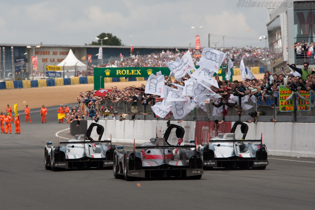 One-two-three - Chassis: 205   - 2012 24 Hours of Le Mans