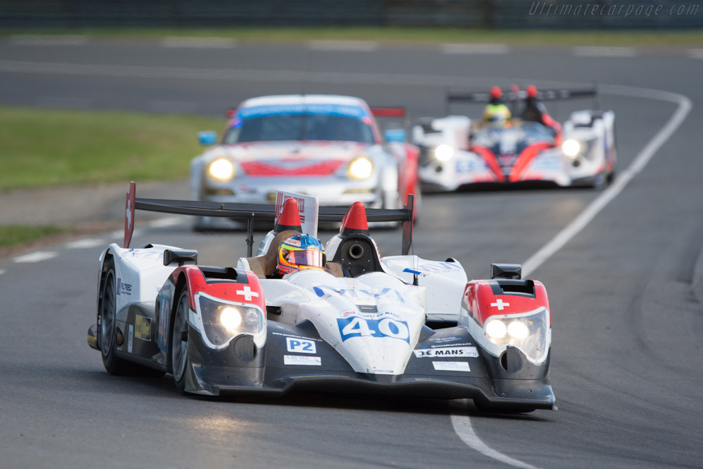 Oreca 03 Judd - Chassis: 02   - 2012 24 Hours of Le Mans