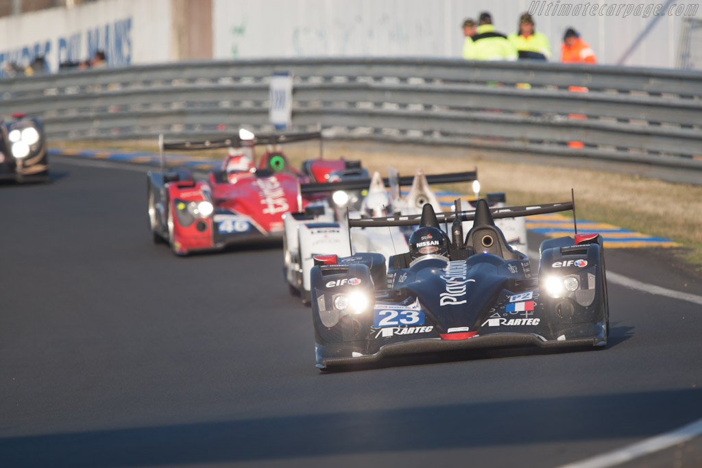 Oreca 03 Nissan - Chassis: 06   - 2012 24 Hours of Le Mans
