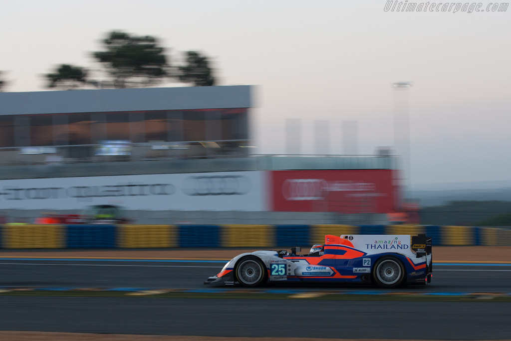 Oreca 03 Nissan - Chassis: 10   - 2012 24 Hours of Le Mans