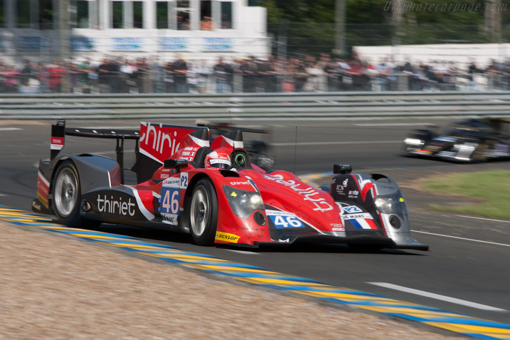 Oreca 03 Nissan - Chassis: 04   - 2012 24 Hours of Le Mans