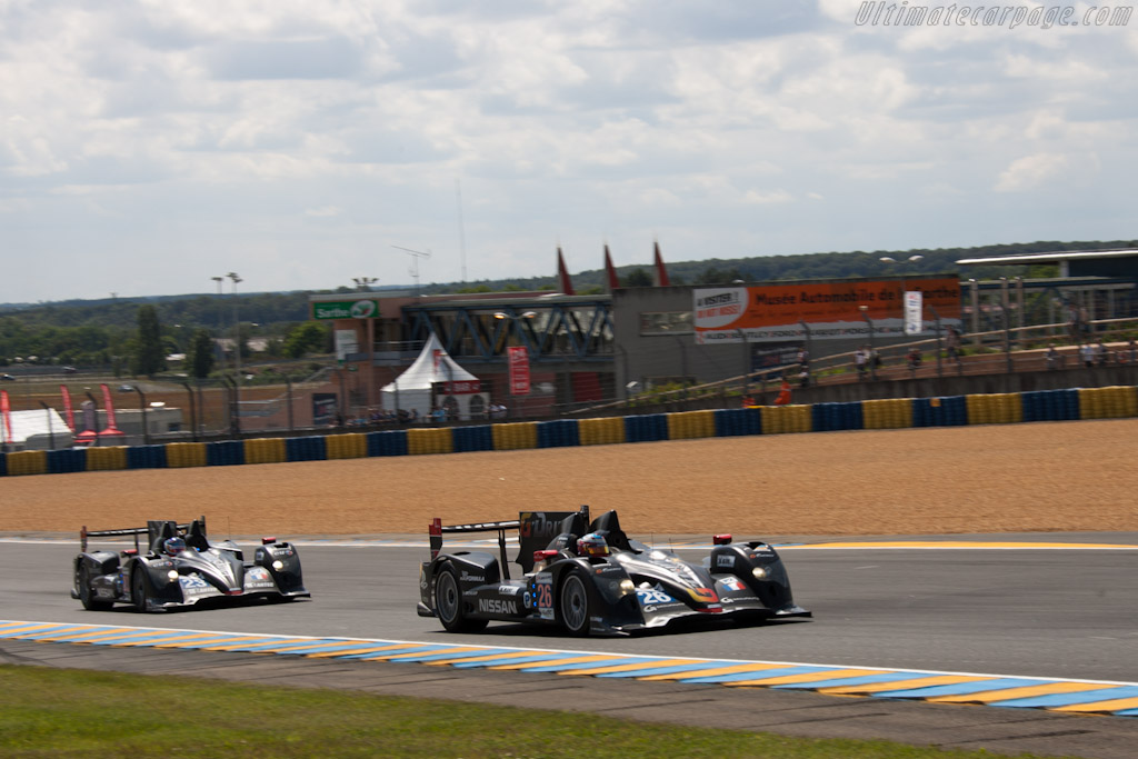 Oreca 03 Nissan - Chassis: 05   - 2012 24 Hours of Le Mans