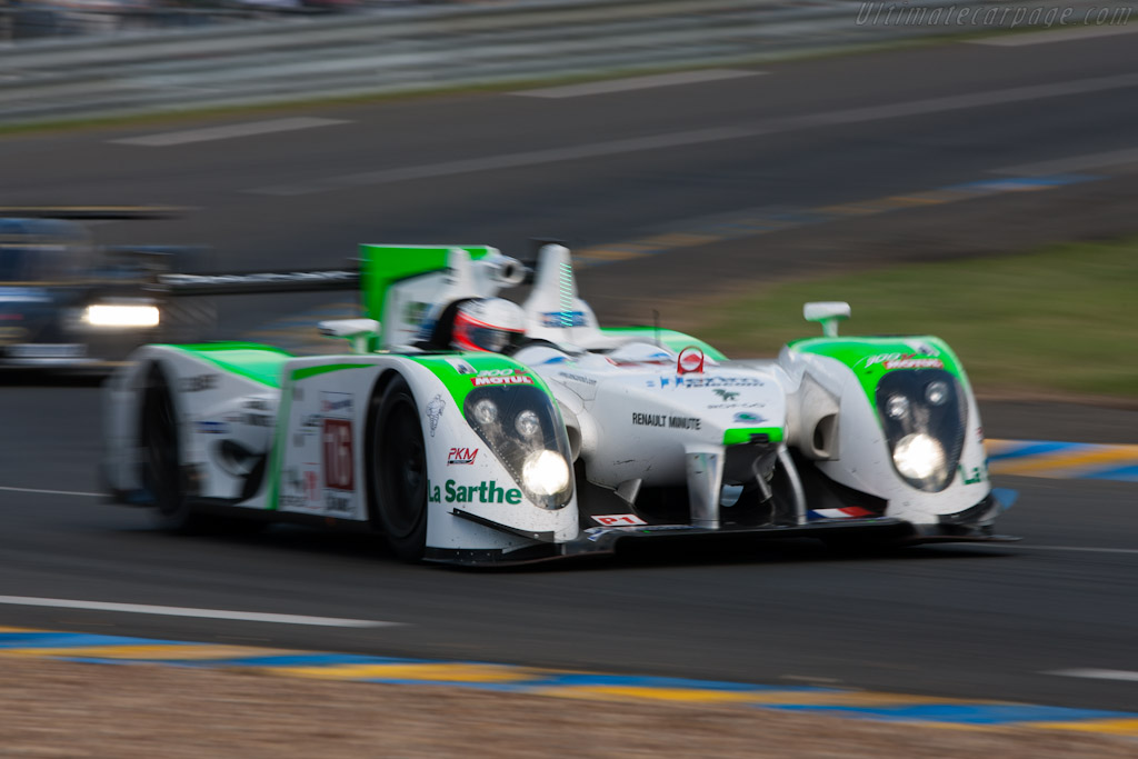 Pescarolo 03 Judd - Chassis: 01   - 2012 24 Hours of Le Mans