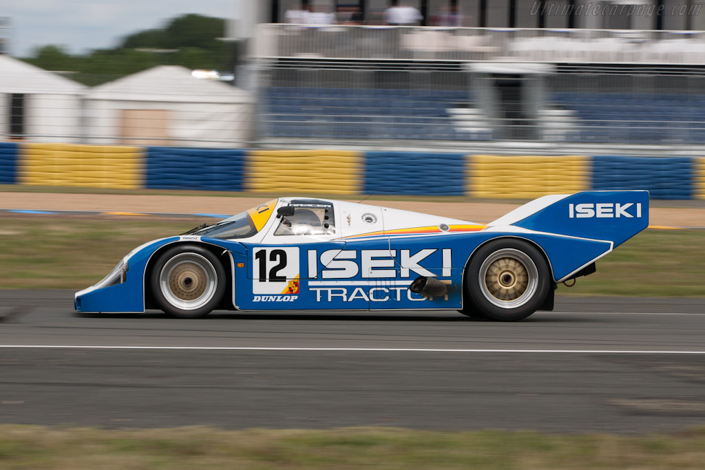 Porsche 956 - Chassis: 956-118   - 2012 24 Hours of Le Mans