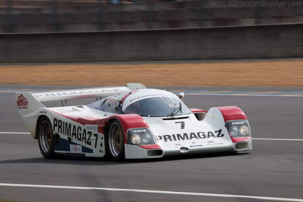 Porsche 962 - Chassis: 962-901   - 2012 24 Hours of Le Mans
