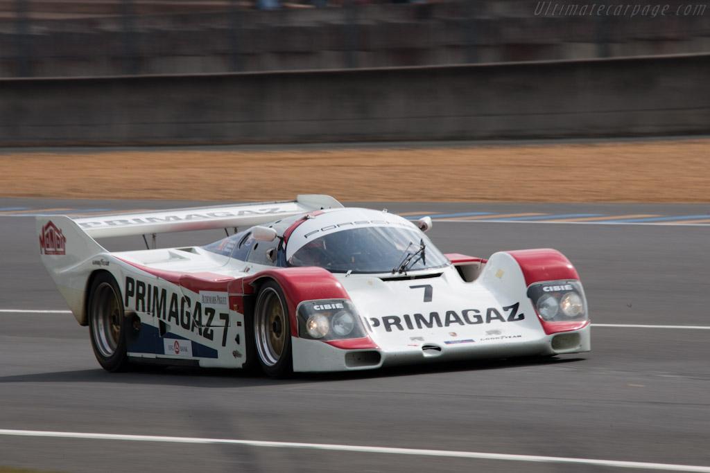 Porsche 962 - Chassis: 962-901   - 2012 24 Hours of Le Mans