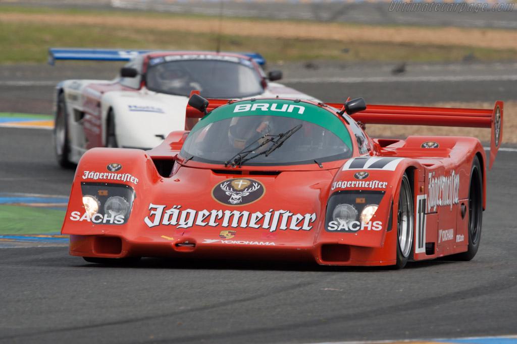 Porsche 962 - Chassis: 962-008BM   - 2012 24 Hours of Le Mans