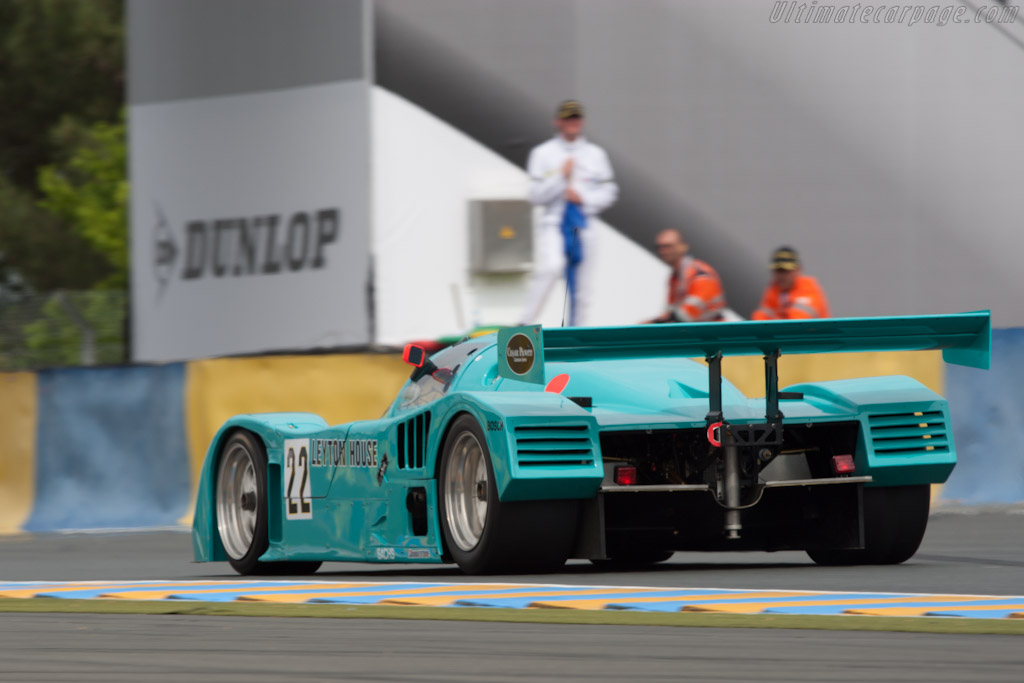 Porsche 962 - Chassis: 962-118 T-1   - 2012 24 Hours of Le Mans
