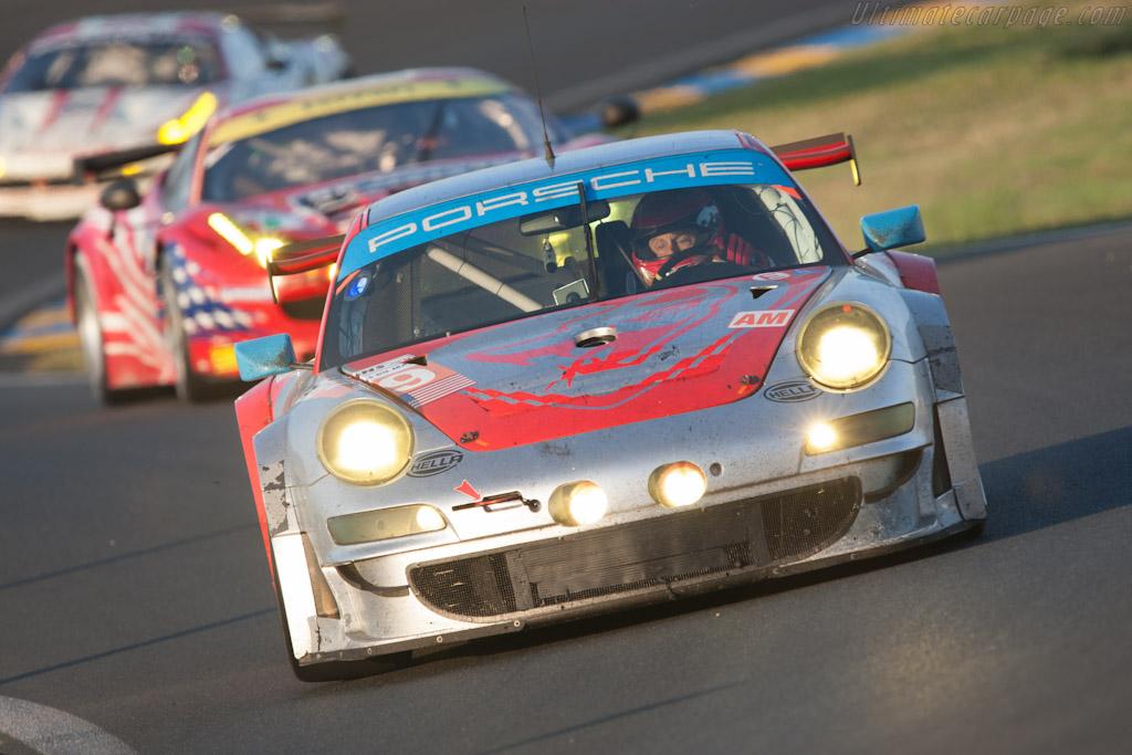 Porsche 997 GT3 RSR - Chassis: WP0ZZZ99Z9S7999913   - 2012 24 Hours of Le Mans