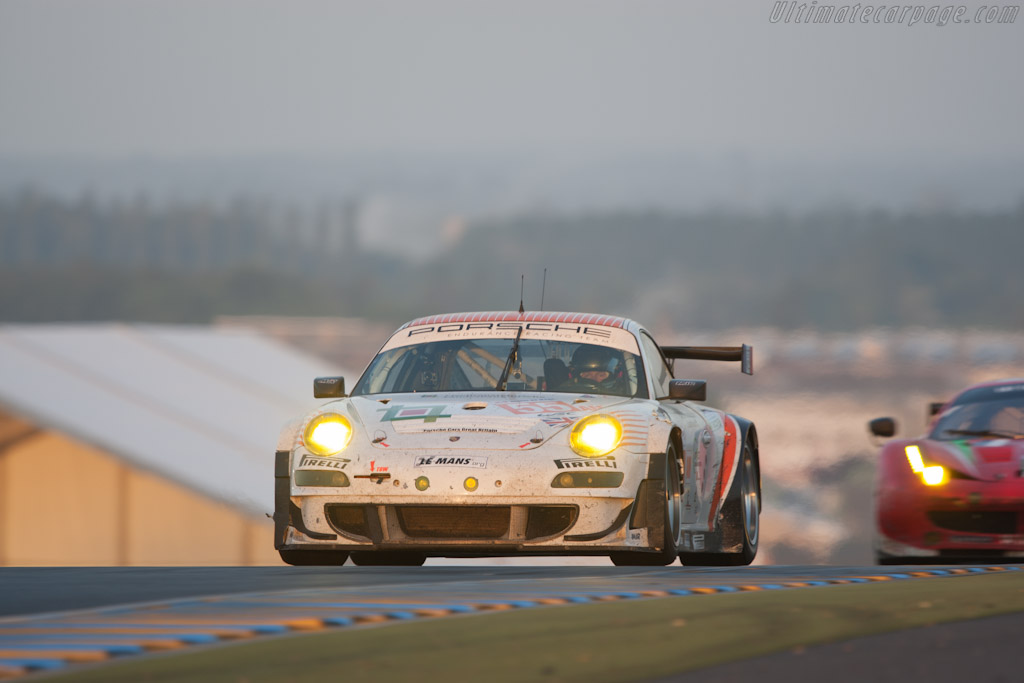 Porsche 997 GT3 RSR - Chassis: WP0ZZZ99ZBS799912b   - 2012 24 Hours of Le Mans