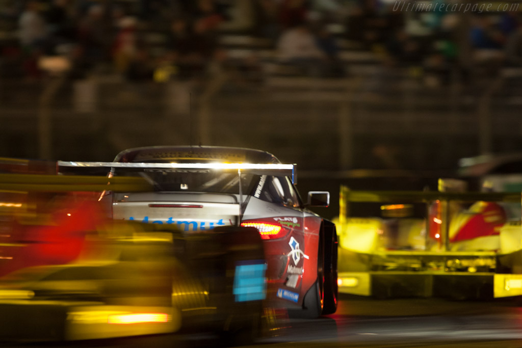 Porsche 997 GT3 RSR - Chassis: WP0ZZZ99Z9S7999916b   - 2012 24 Hours of Le Mans