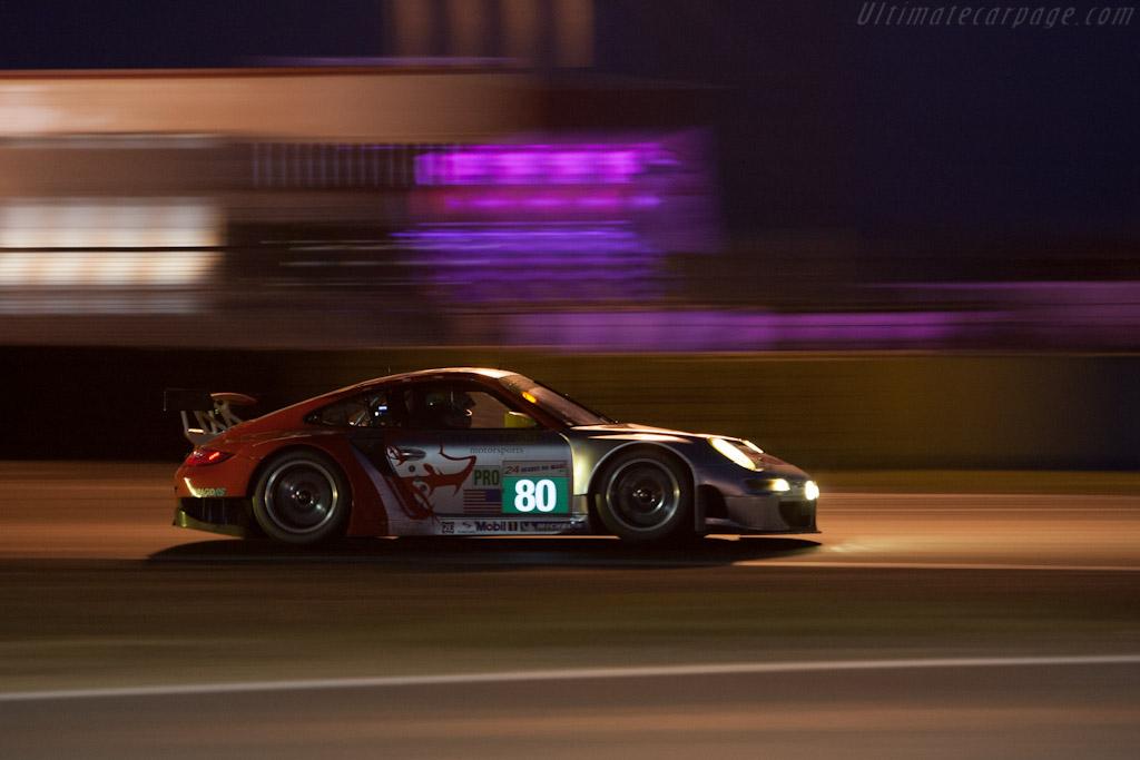 Porsche 997 GT3 RSR - Chassis: WP0ZZZ99Z9S7999912   - 2012 24 Hours of Le Mans