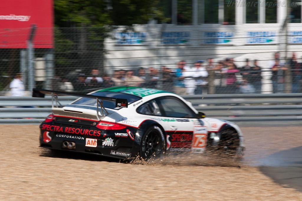 Porsche 997 GT3 RSR - Chassis: WP0ZZZ9Z8S799928   - 2012 24 Hours of Le Mans