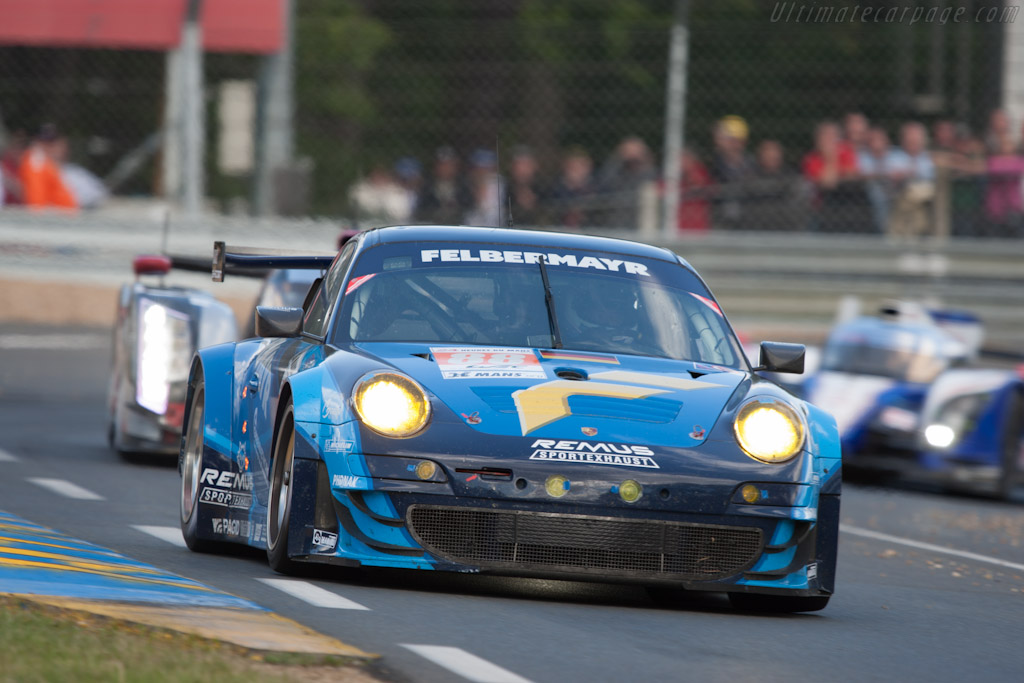 Porsche 997 GT3 RSR - Chassis: WP0ZZZ99ZBS799911b   - 2012 24 Hours of Le Mans