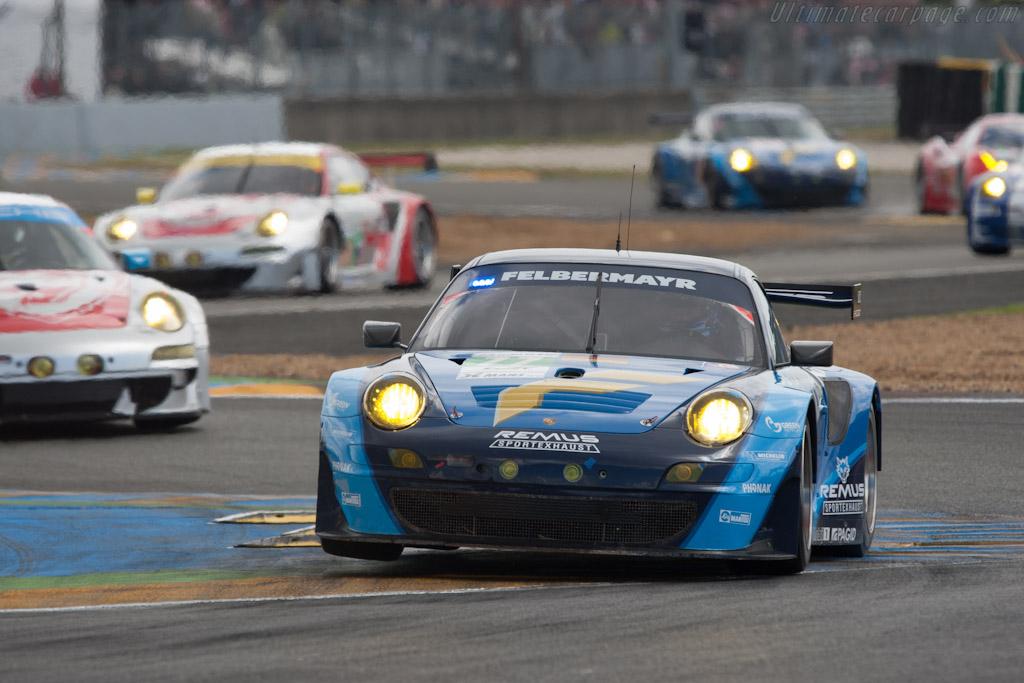 Porsche 997 GT3 RSR - Chassis: WP0ZZZ99ZCS799911   - 2012 24 Hours of Le Mans