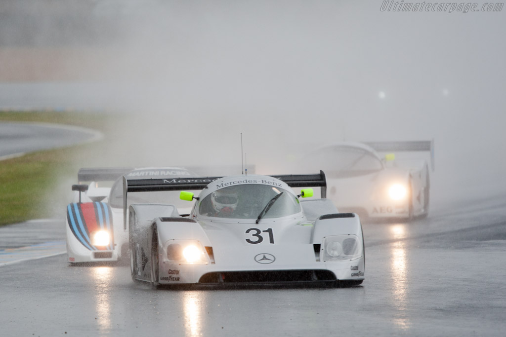 Sauber-Mercedes C11 - Chassis: 89.C11.00   - 2012 24 Hours of Le Mans