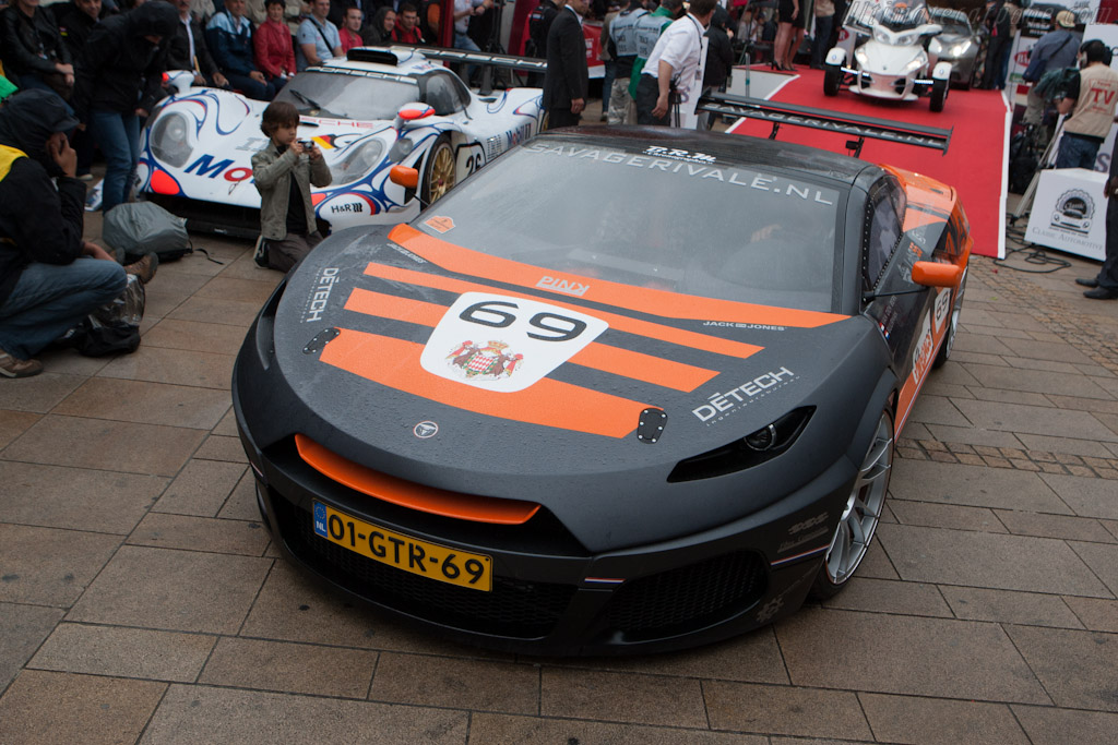 Savage Rivale GTR    - 2012 24 Hours of Le Mans