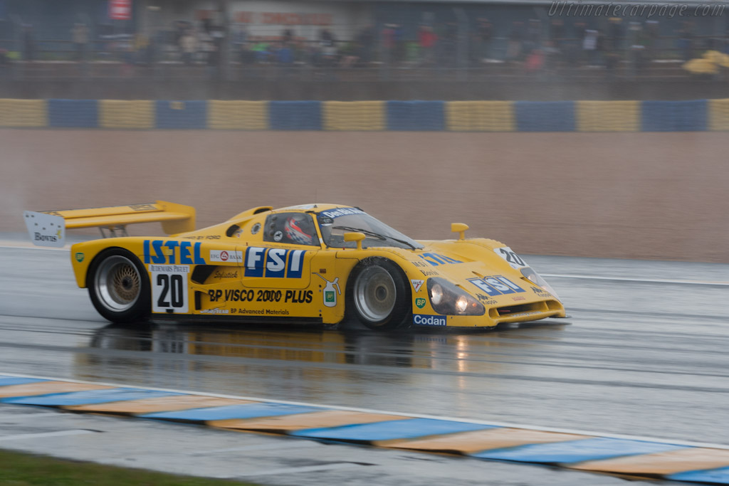 Spice SE89 - Chassis: SE89C-003   - 2012 24 Hours of Le Mans