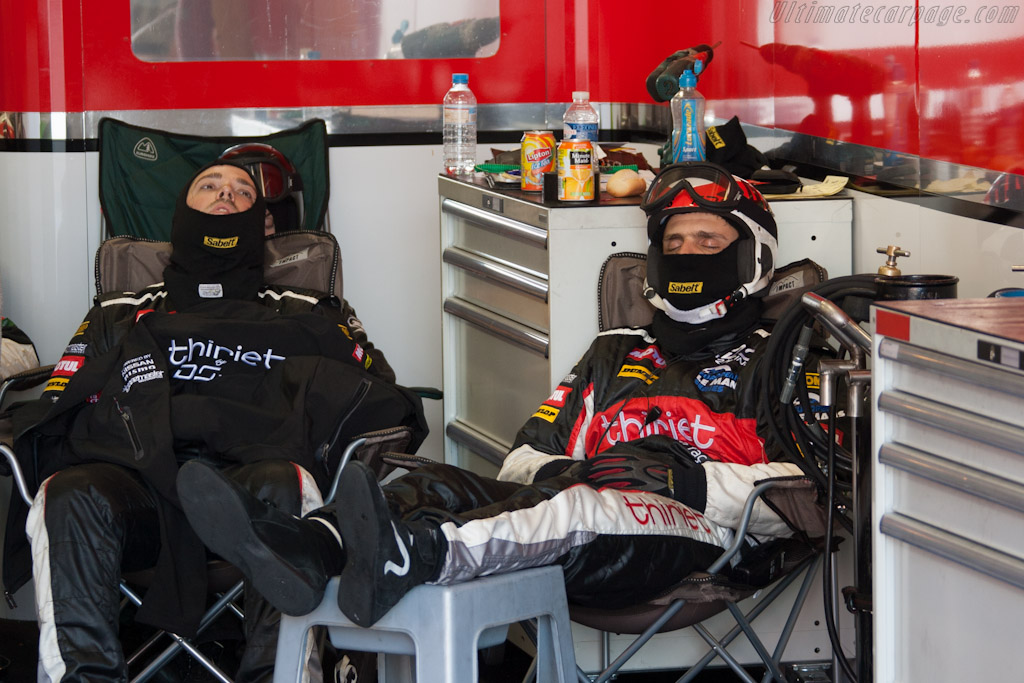 TDS Crew    - 2012 24 Hours of Le Mans