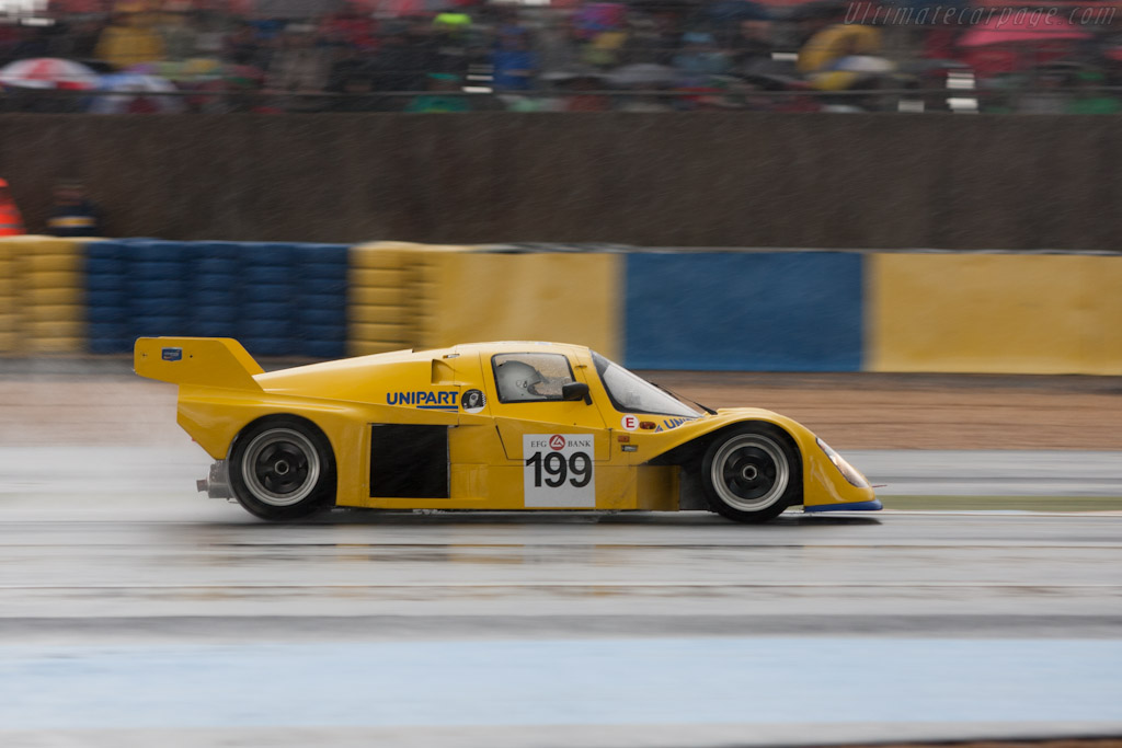 Tiga GC285 - Chassis: 294   - 2012 24 Hours of Le Mans