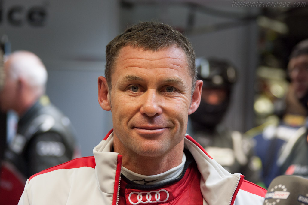 Tom Kristensen - Chassis: 206   - 2012 24 Hours of Le Mans