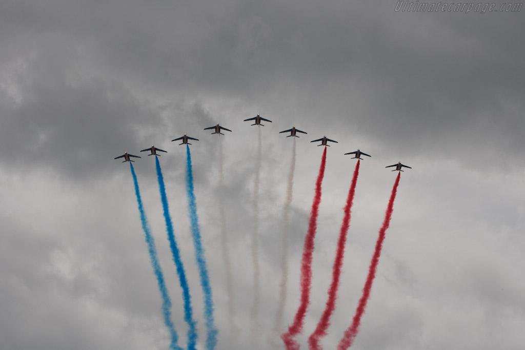 Tricolore    - 2012 24 Hours of Le Mans