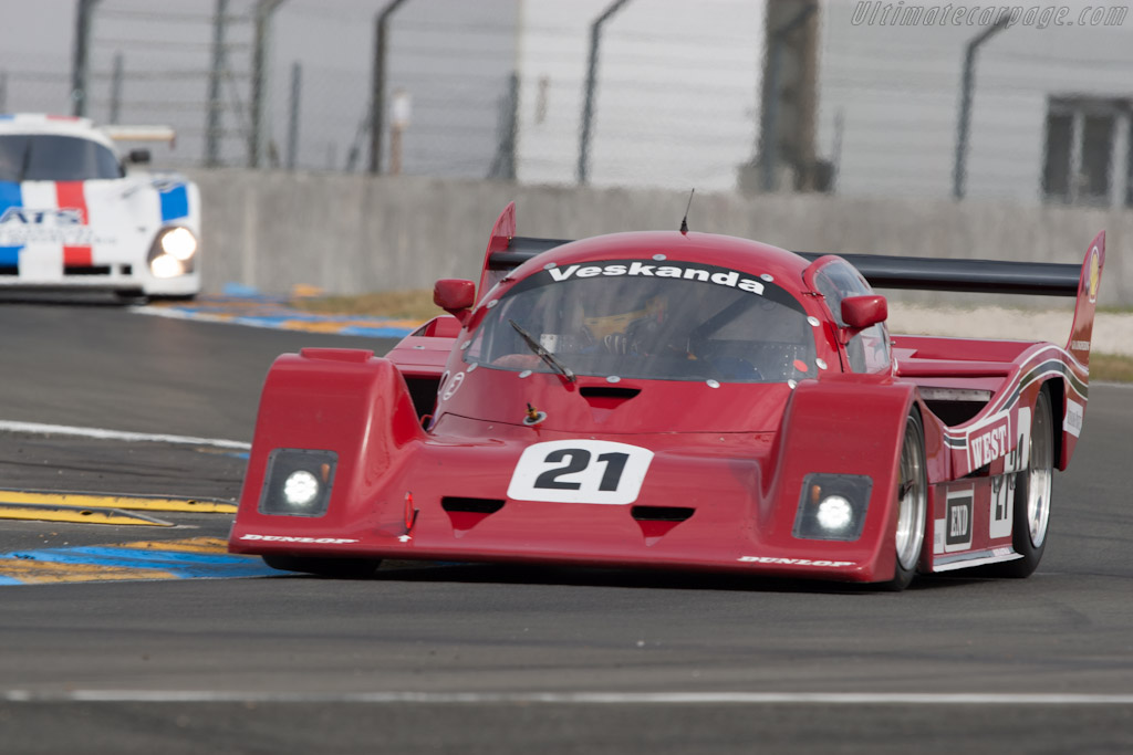 Veskanda - Chassis: 1   - 2012 24 Hours of Le Mans