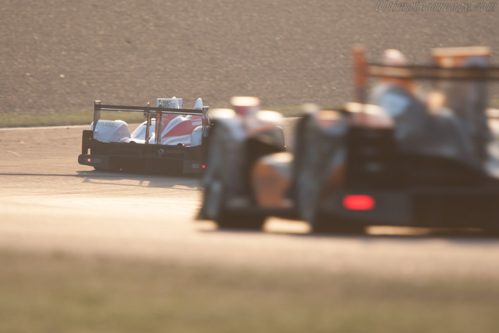 Zytek Z11SN Nissan - Chassis: Z11SN-07   - 2012 24 Hours of Le Mans