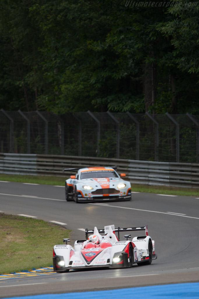 Zytek Z11SN Nissan - Chassis: Z11SN-08   - 2012 24 Hours of Le Mans