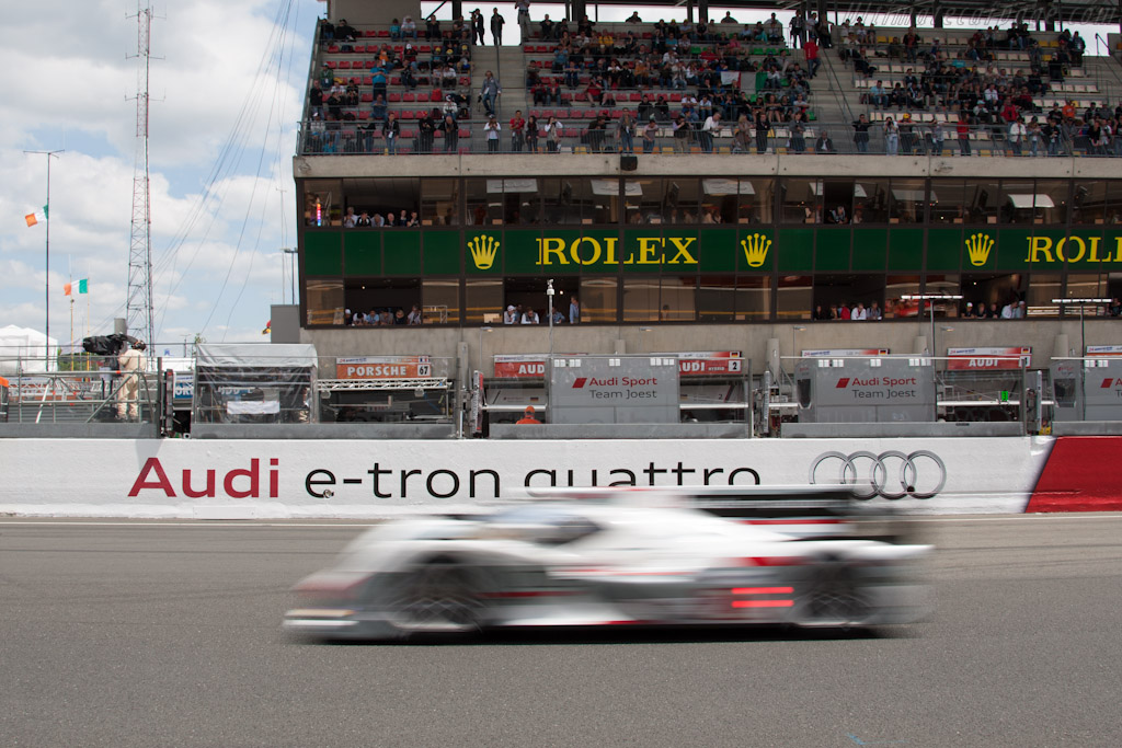 E Tron Quattro Chassis 206 2012 24 Hours Of Le Mans