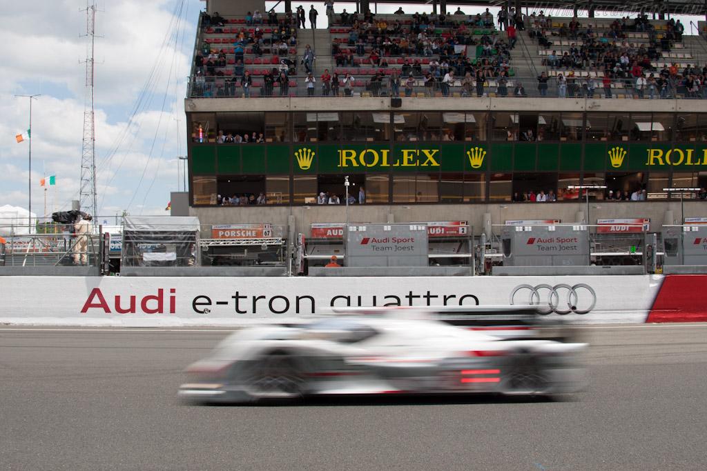 e-tron quattro - Chassis: 206   - 2012 24 Hours of Le Mans