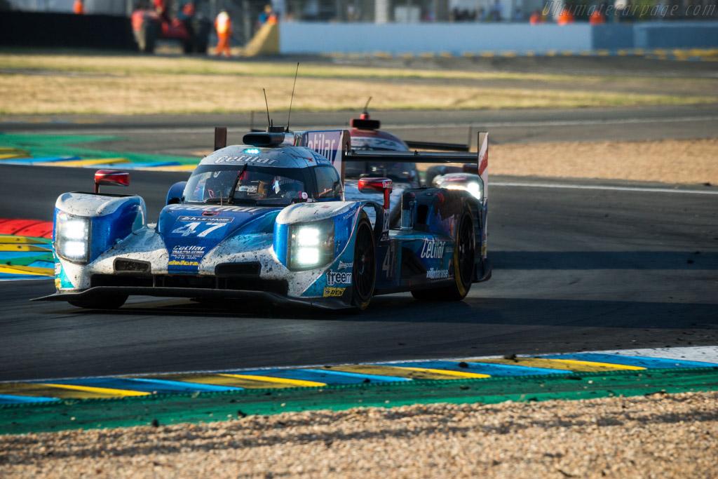 Dallara P217 Gibson  - Entrant: Cetilar Villorba Corse - Driver: Robert Lacorte / Giorgio Sernagiotto / Andrea Belicchi  - 2017 24 Hours of Le Mans
