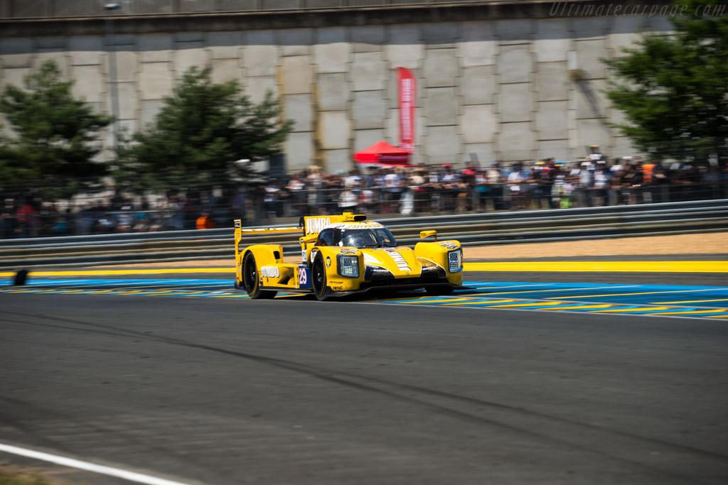 Dallara P217 Gibson  - Entrant: Racing Team Nederland - Driver: Jan Lammers / Frits van Eerd / Rubens Barrichello  - 2017 24 Hours of Le Mans