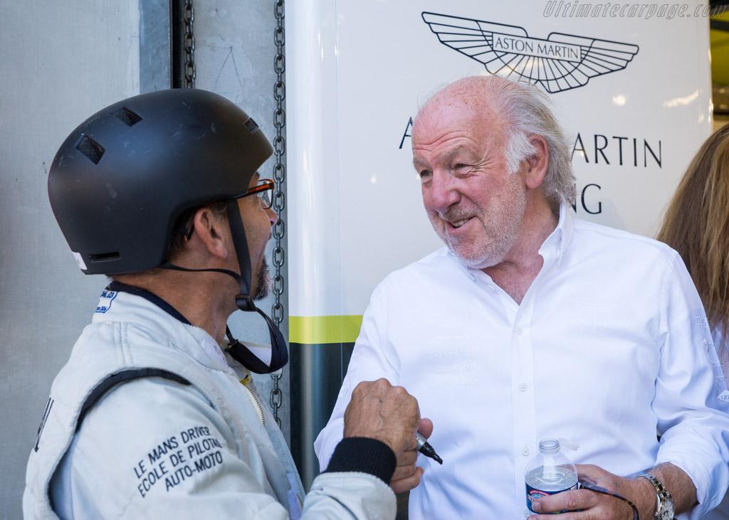 David Richards    - 2017 24 Hours of Le Mans