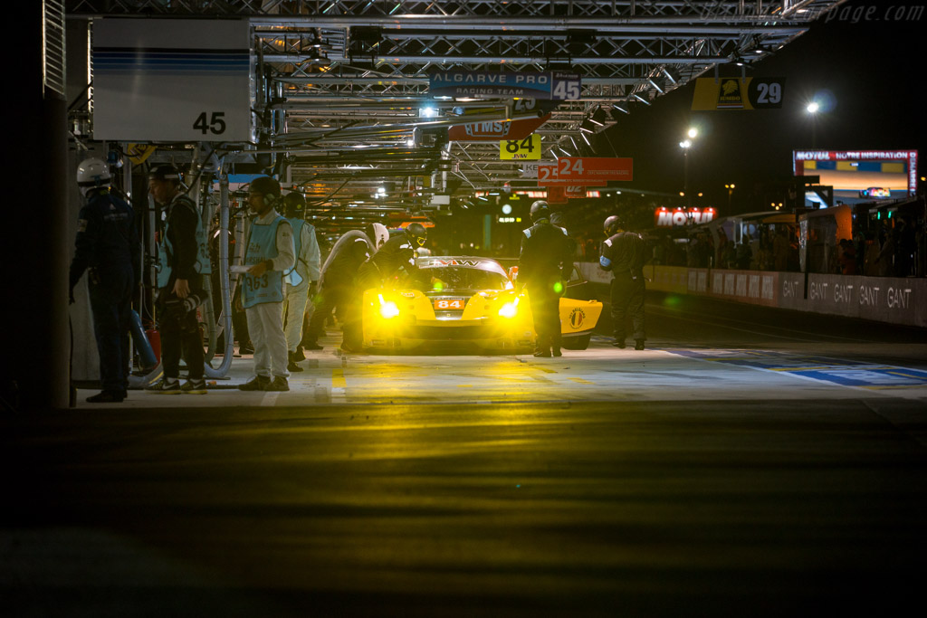 Ferrari 488 GTE  - Entrant: JMW Motorsport - Driver: Robert Smith / William Stevens / Dries Vanthoor  - 2017 24 Hours of Le Mans