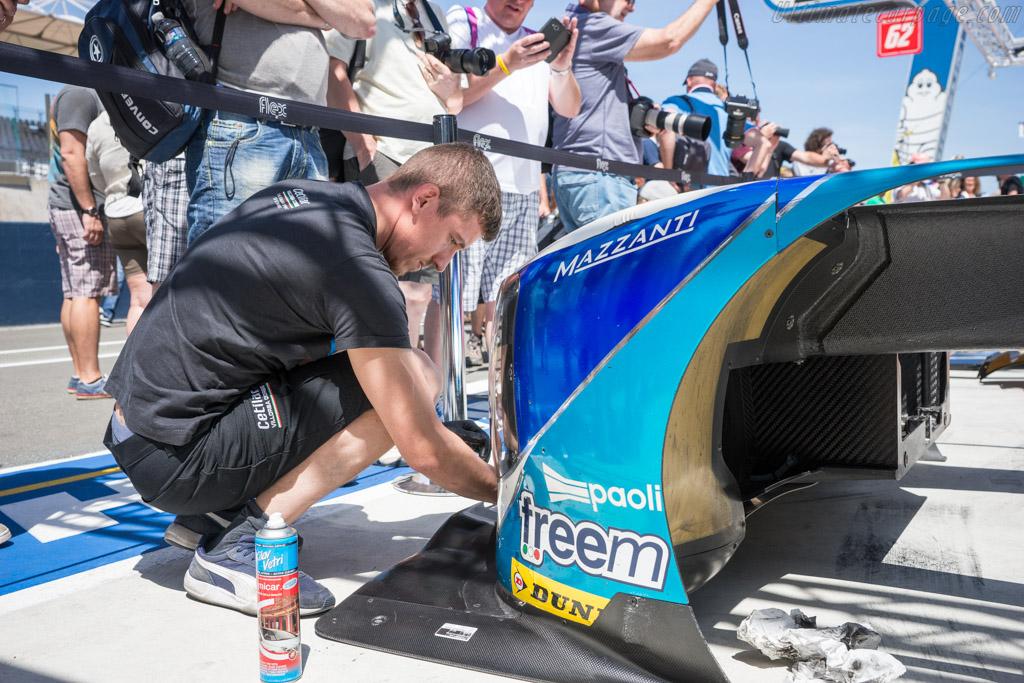 Final preparations    - 2017 24 Hours of Le Mans
