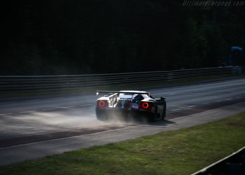 Ford GT  - Entrant: Ford Chip Ganassi Racing Team UK - Driver: Stefan Mucke / Olivier Pla / Billy Johnson - 2017 24 Hours of Le Mans