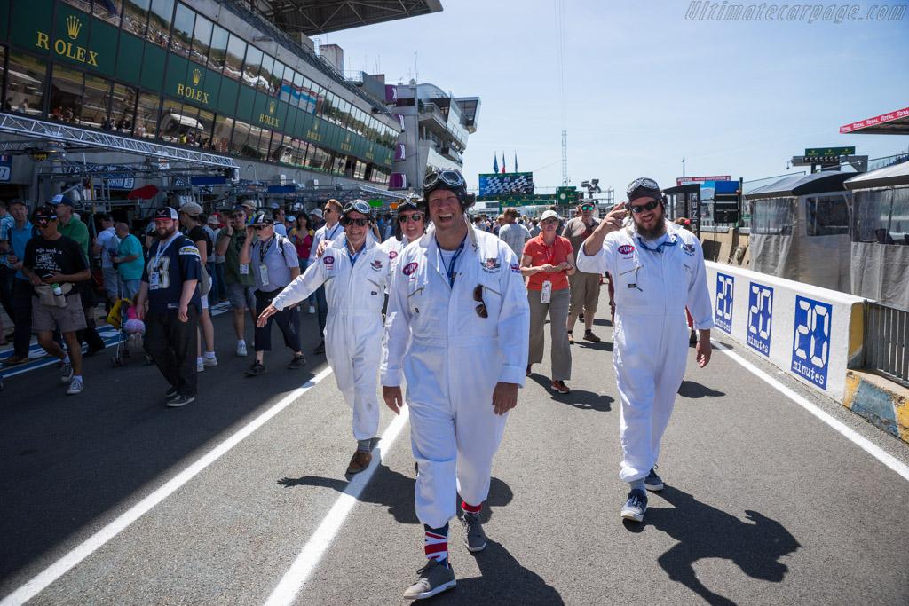 Grid walk    - 2017 24 Hours of Le Mans