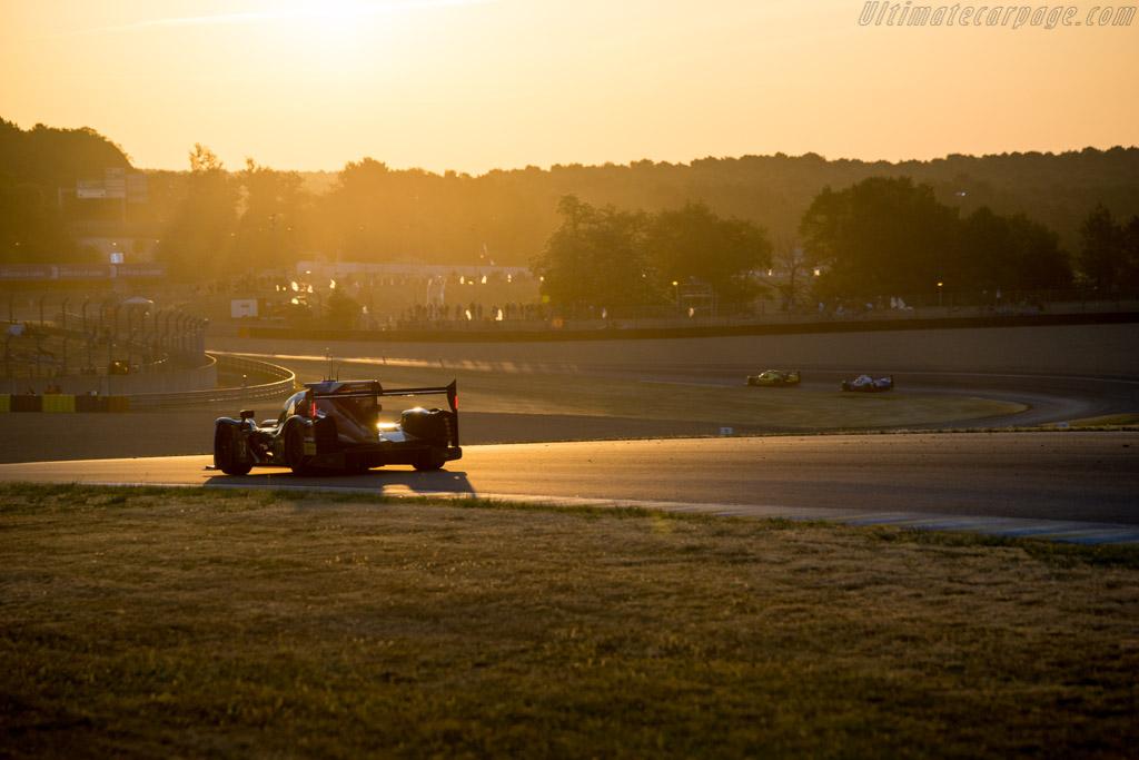 Ligier JSP217 Gibson  - Entrant: Eurasia Motorsport - Driver: Jacques Nicolet / Pierre Nicolet / Erik Maris  - 2017 24 Hours of Le Mans