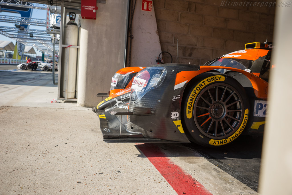 Oreca 07 Gibson - Chassis: 07-LMP2-03 - Entrant: G-Drive Racing - Driver: Memo Rojas / Ryo Hirakawa / Jose Gutierrez  - 2017 24 Hours of Le Mans
