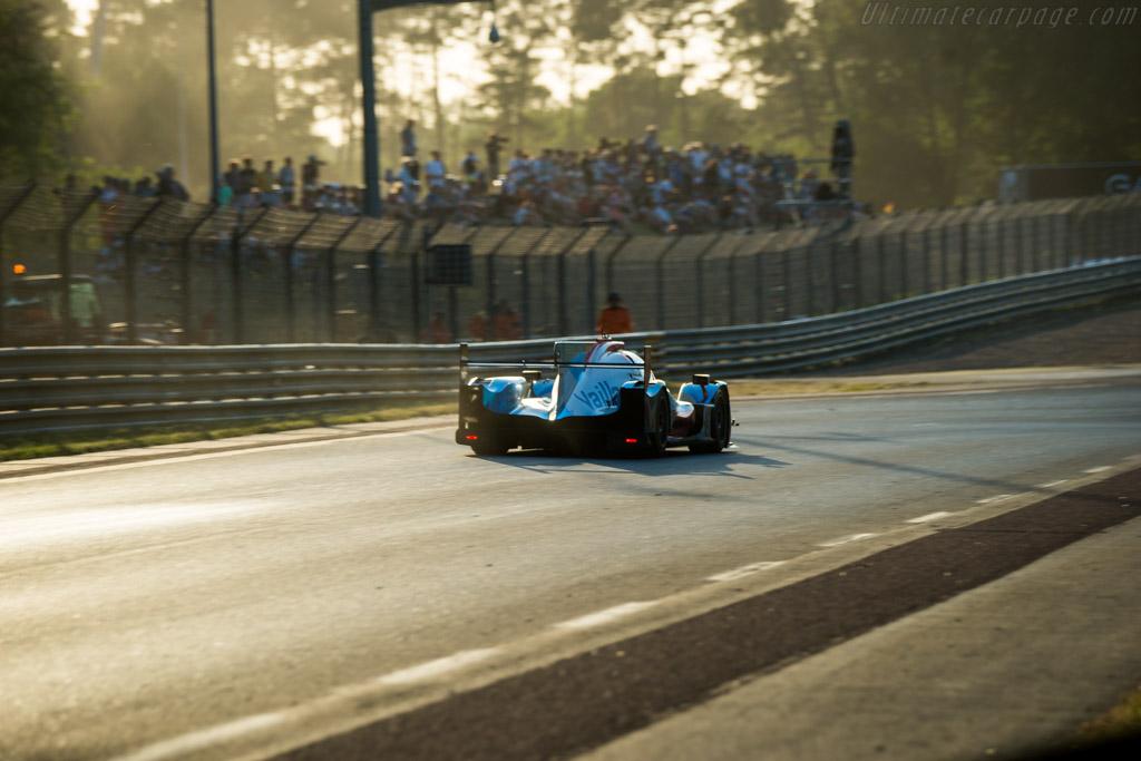 Oreca 07 Gibson  - Entrant: Vaillante Rebellion - Driver: Nicolas Prost / Julien Canal / Bruno Senna  - 2017 24 Hours of Le Mans