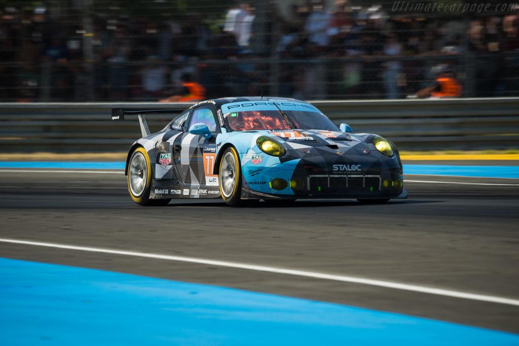 Porsche 911 RSR  - Entrant: Dempsey-Proton Racing - Driver: Christian Ried / Matteo Cairoli / Marvin Dienst  - 2017 24 Hours of Le Mans