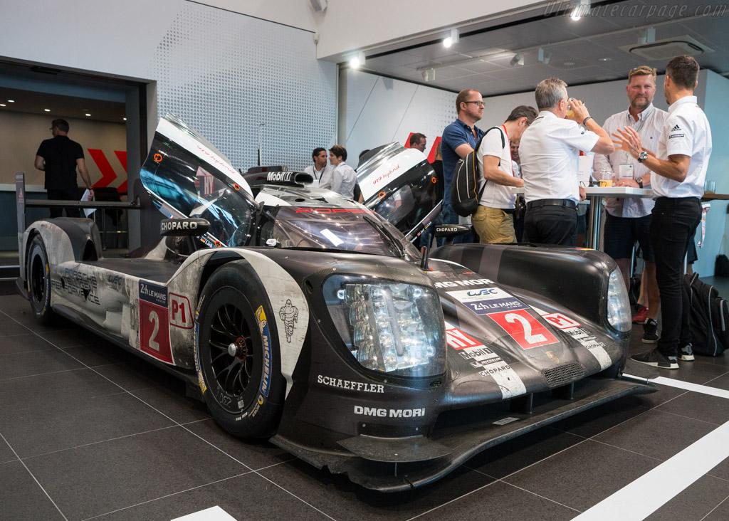 Porsche press conference    - 2017 24 Hours of Le Mans