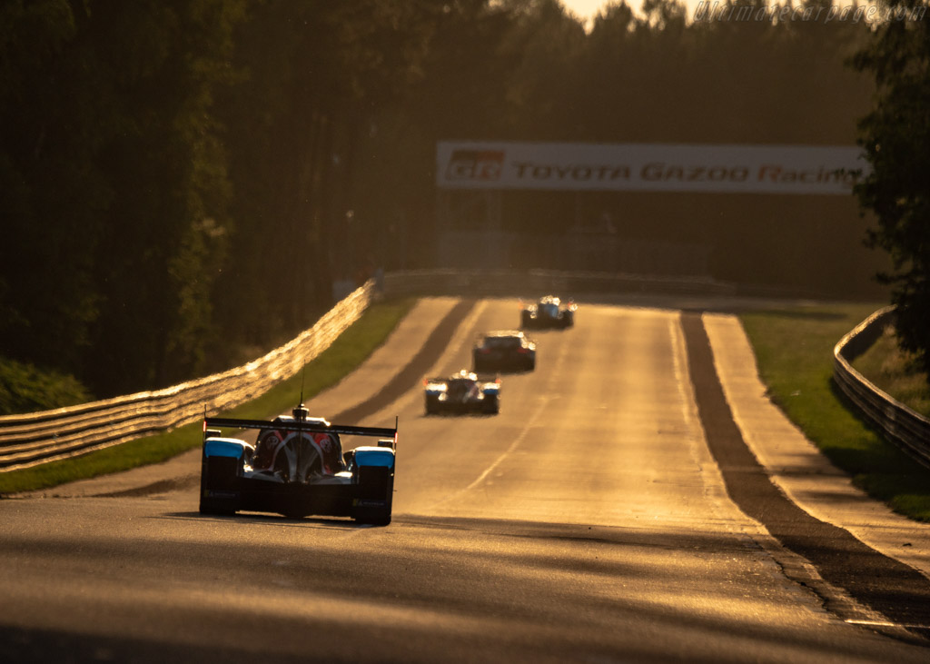 BR Engineering BR1 AER  - Entrant: SMP Racing - Driver: Stéphane Sarrazin / Egor Orudzhev / Matevos Isaakyan  - 2018 24 Hours of Le Mans