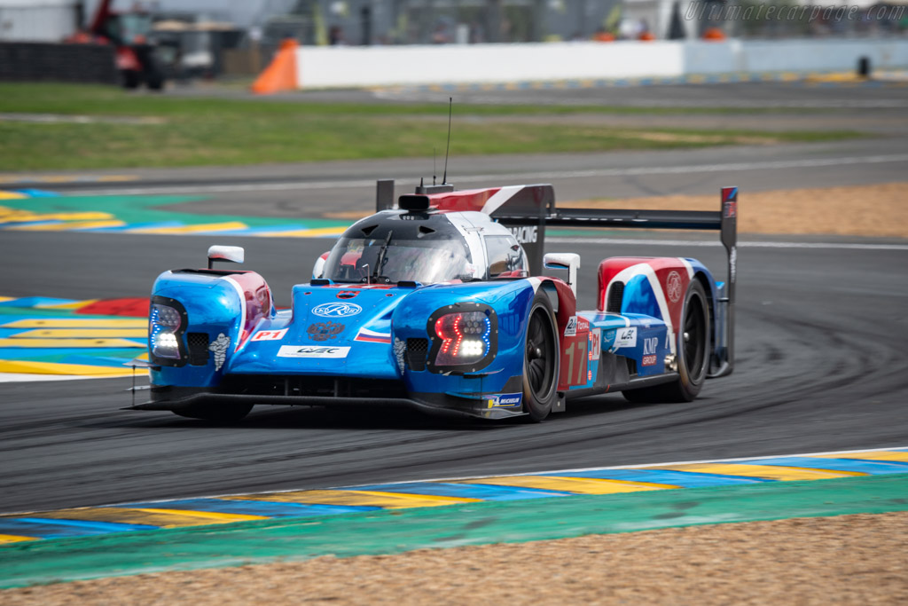 BR Engineering BR1 AER  - Entrant: SMP Racing - Driver: Stéphane Sarrazin / Egor Orudzhev / Matevos Isaakyan  - 2018 24 Hours of Le Mans