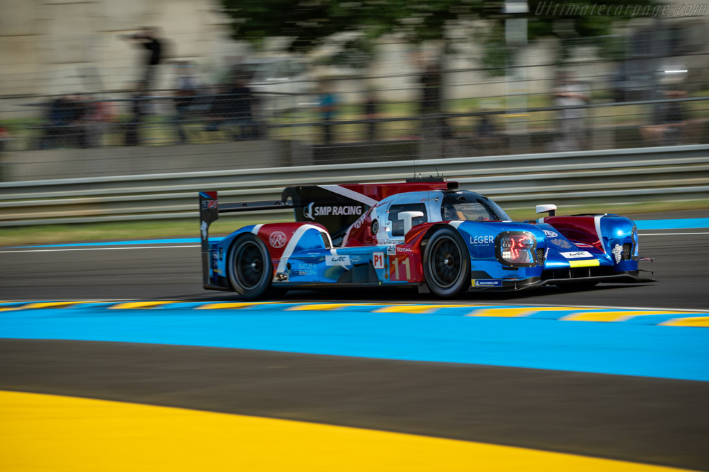 BR Engineering BR1 AER  - Entrant: SMP Racing - Driver: Vitaly Petrov / Mikhail Aleshin / Jenson Button  - 2018 24 Hours of Le Mans