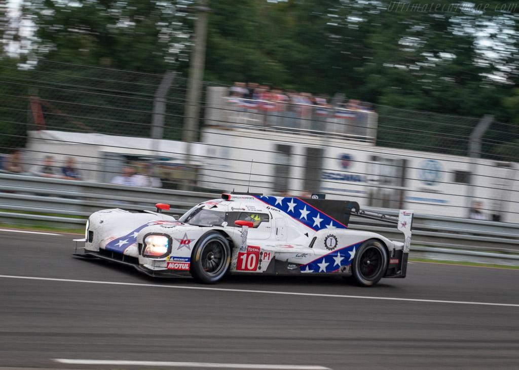 BR Engineering BR1 Gibson - Chassis: BR1-005 - Entrant: DragonSpeed - Driver: Henrik Hedman / Ben Hanley / Renger Van Der Zande - 2018 24 Hours of Le Mans