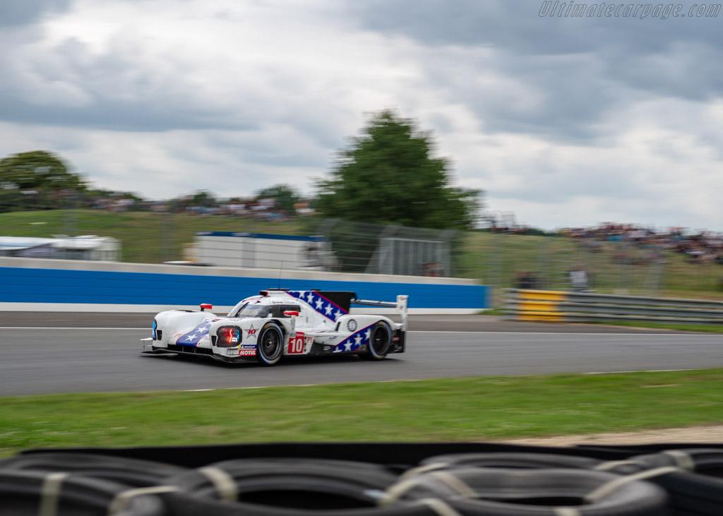 BR Engineering BR1 Gibson  - Entrant: DragonSpeed - Driver: Henrik Hedman / Ben Hanley / Renger Van Der Zande  - 2018 24 Hours of Le Mans
